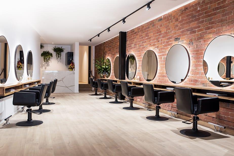 Elliot Steele. A New York inspired Salon Space