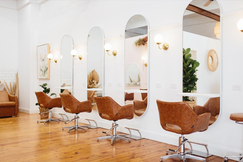 Del & May Hair Studio. Dreamy Bohemian